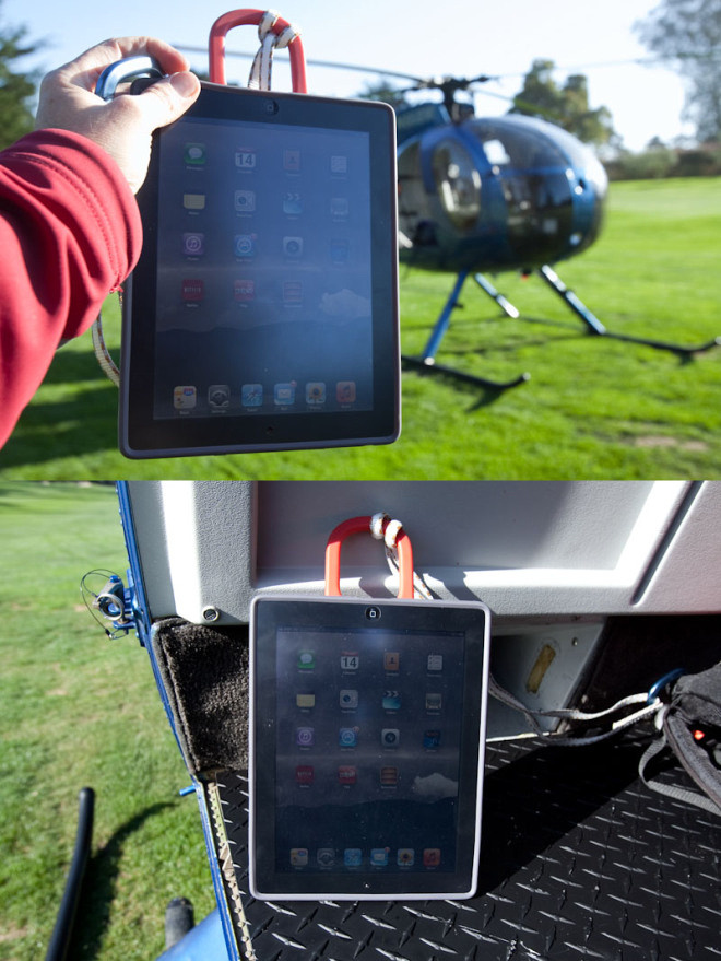 Speck Case for aerial photography