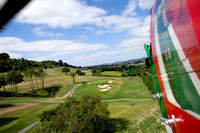 Celtic Manor, Wales from an MBB 105