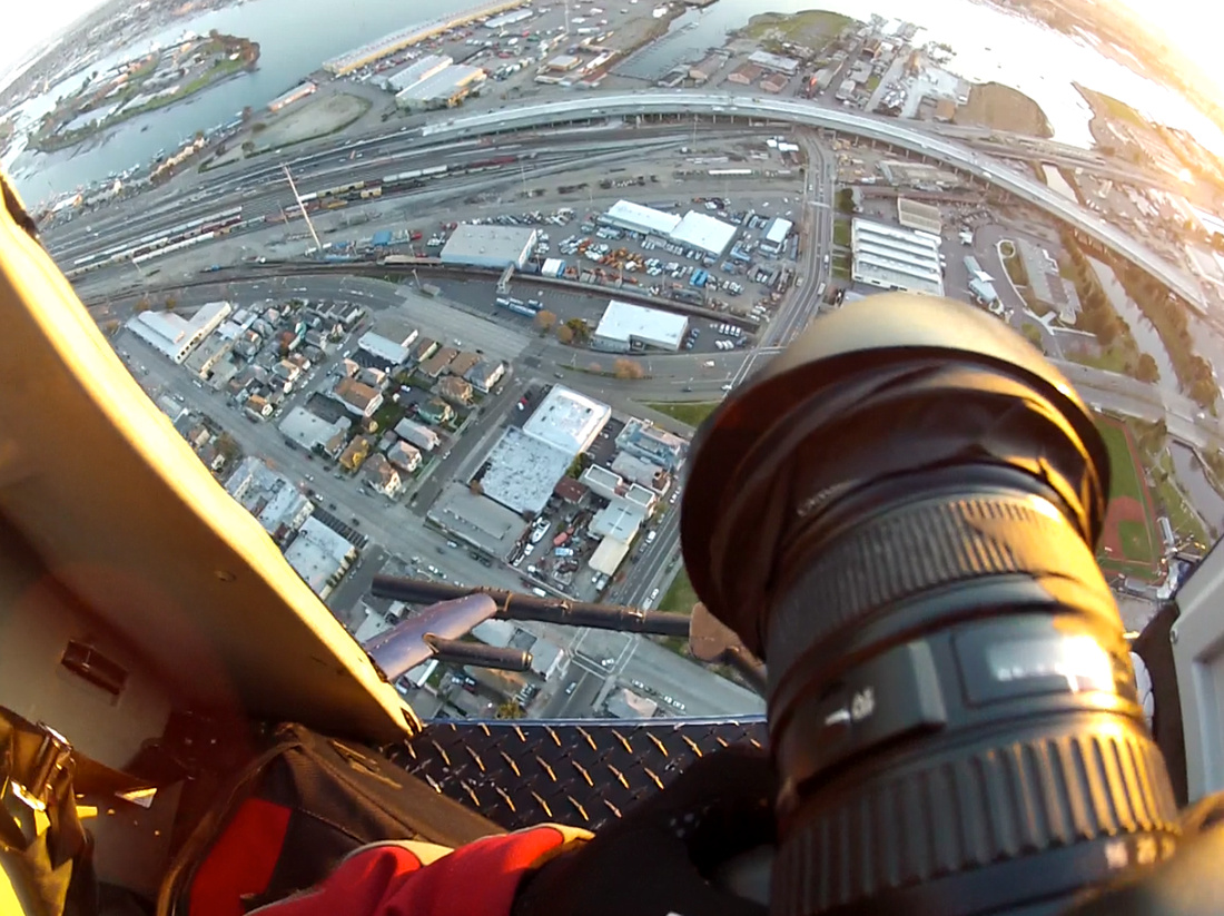 Best camera to use for aerial photography